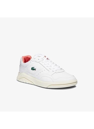 Lacoste Erkek Game Advance Sneakers 741SMA0064.B53 Beyaz